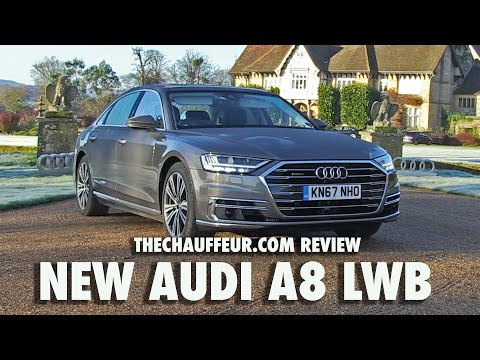 2018 Audi A8 Long-wheelbase Review from TheChauffeur.com