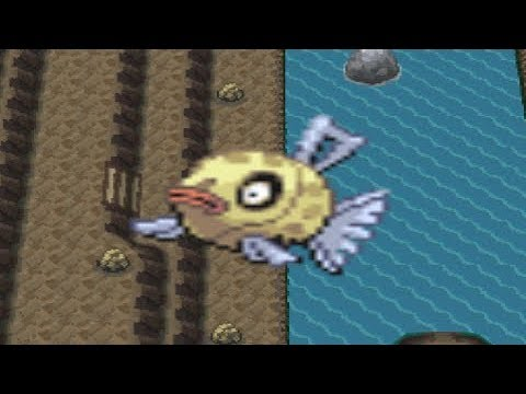 How To Find Feebas In Pokemon Diamond And Pearl