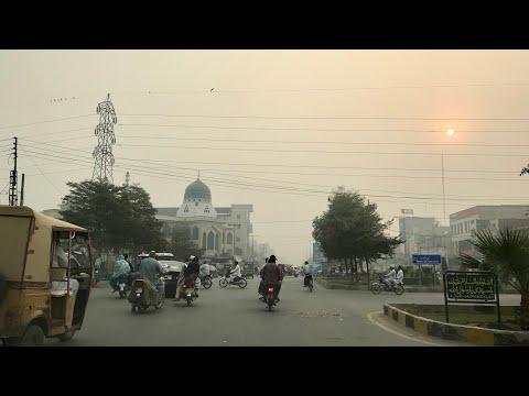 Faisalabad 🎶 ft. Nusrat Fateh Ali Khan - Ankh Uthi Mohabbat Ne   Pakistan 🇵🇰