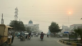 Faisalabad 🎶 ft. Nusrat Fateh Ali Khan - Ankh Uthi Mohabbat Ne | Pakistan 🇵🇰