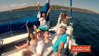 Video Fly from Beirut to Sharm El Sheikh with Air Arabia download MP3, 3GP, MP4, WEBM, AVI, FLV Oktober 2018