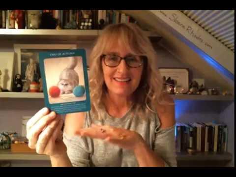 Aries Life Purpose, Money & Career October, November, December 2017 Tarot Reading by Sloane Rhodes
