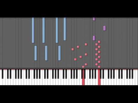 Cornfield Chase   Interstellar   Hans Zimmer   Piano Cover
