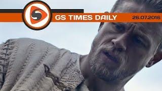 GS Times [DAILY]. Главные фильмы Comic-Con 2016