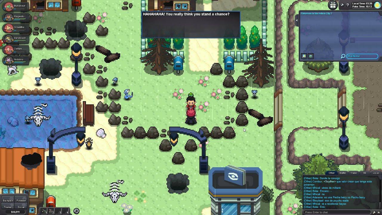 Pro Pok 233 Mon Revolution Online Batalla 233 Pica Contra Lance Youtube