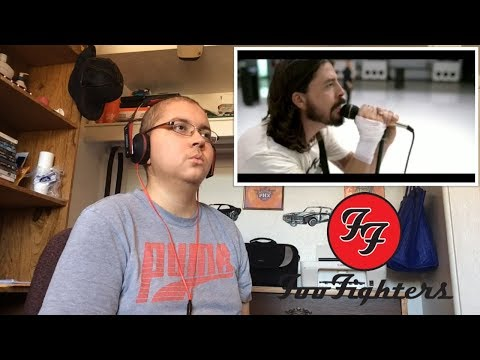 Foo Fighters  The Pretender Reaction!!!