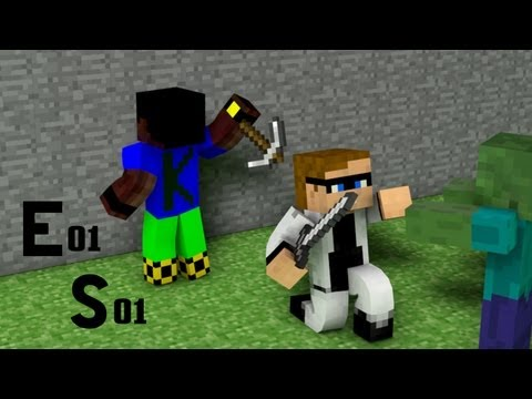 Minecraft [Multiplayer Let's Play] S04E01