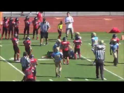 Alfred Robinson IV  Football Highlights 2013