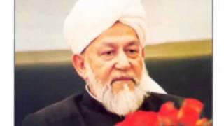 Hadhrat Mirza Tahir Ahmad   Describing the future of Ahmaddiya Muslims Jamaat flv
