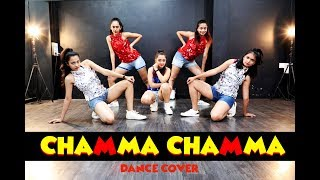 Chamma Chamma Dance Cover | Fraud Saiyaan | Arshad Warsi | Elli AvrRam | MJDi