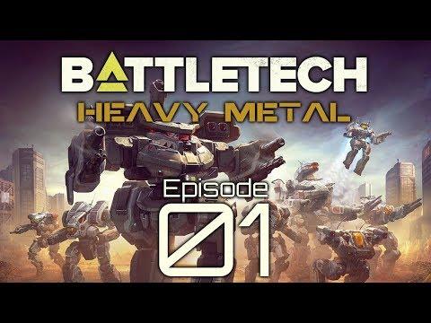 BattleTech | Heavy Metal | Episode 01 |