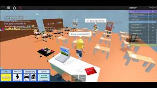 First Day At Roblox High School-part 1-Roblox High School