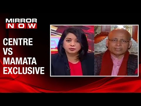 Abhishek Manu Singhvi in an exclusive conversation with Faye D'Souza on Centra vs Mamata