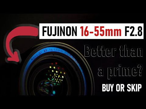 FUJINON 16-55mm - One lens TO RULE them all