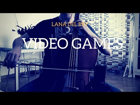 Lana Del Rey - Video Games for cello and piano (COVER)
