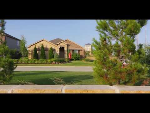 New Homes in Fort Worth Texas - West Fork Ranch by Centex