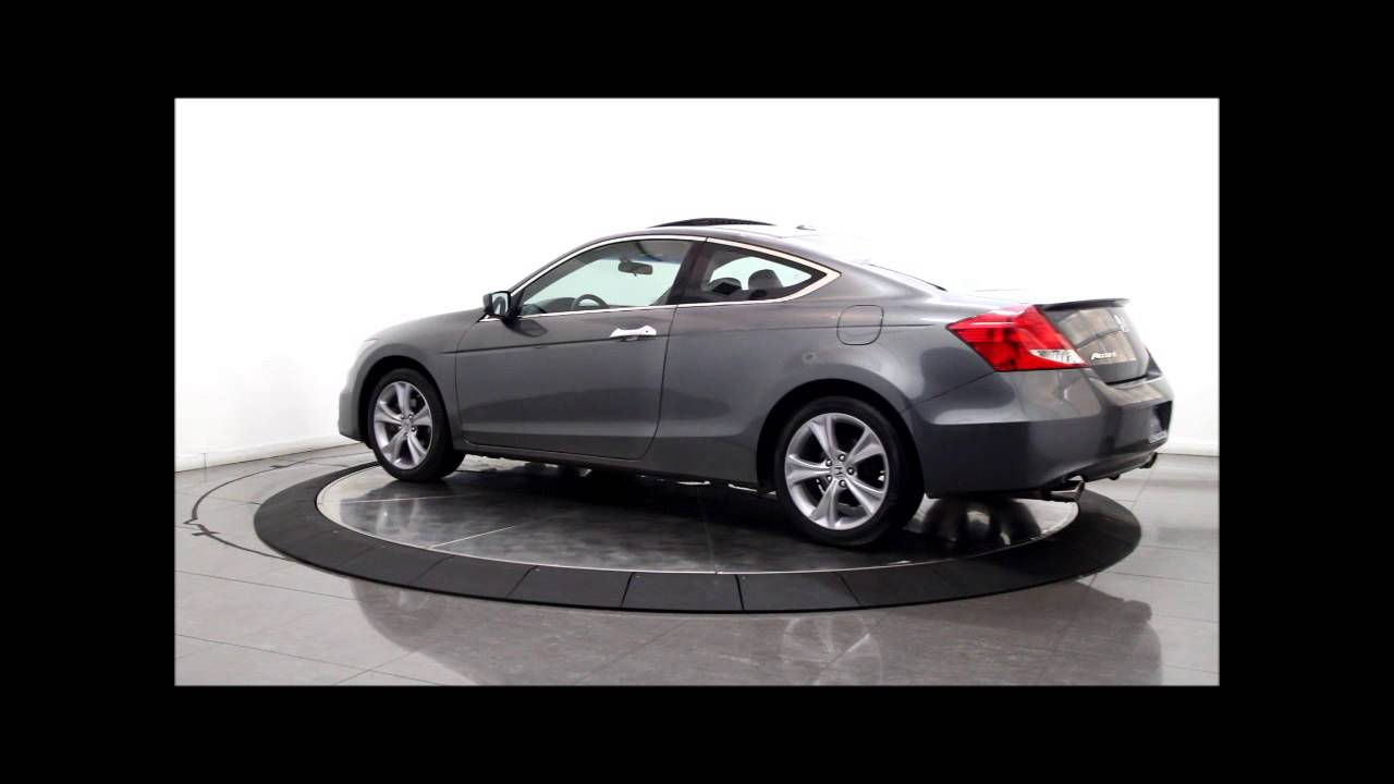 2012 honda accord ex l v6 sport coupe youtube. Black Bedroom Furniture Sets. Home Design Ideas