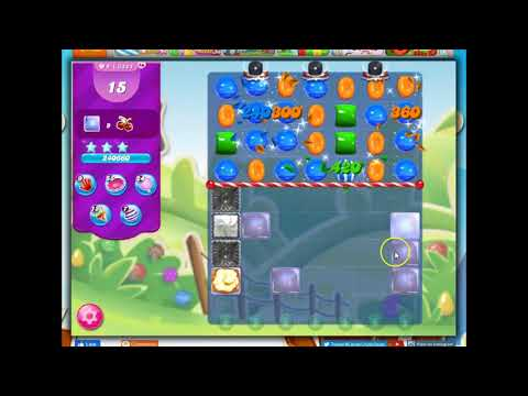 Candy Crush Level 3421 Talkthrough, 38 Moves 0 Boosters
