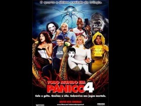 Todo Mundo em Panico 4. Filme Completo Dublado