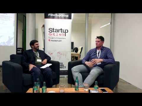 Startup Grind Frankfurt feat. Matthias Kramer (Lizza)