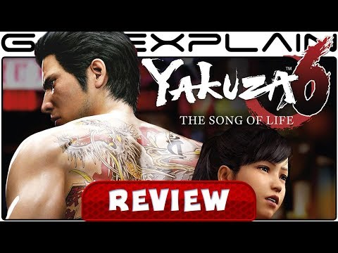Yakuza 6: The Song of Life - REVIEW (PS4)