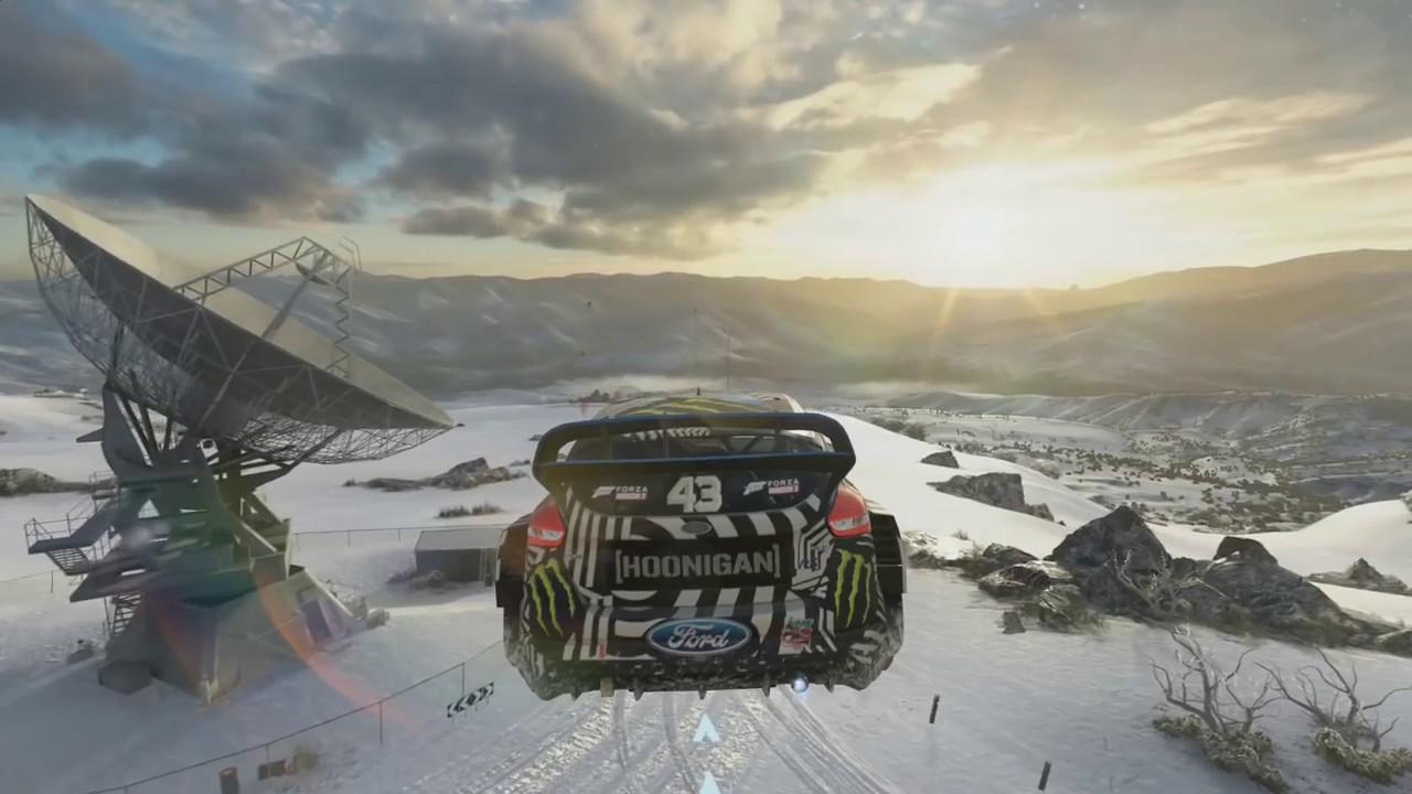 forza horizon 3 blizzard mountain gameplay walkthrough part 1 snow youtube. Black Bedroom Furniture Sets. Home Design Ideas