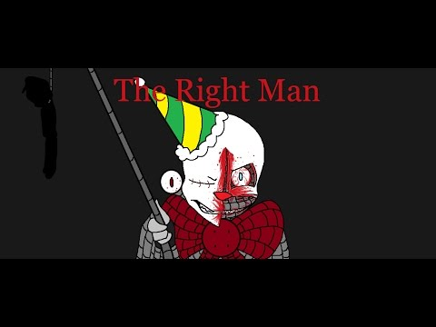 The Right Man (FNAF SL Comic)