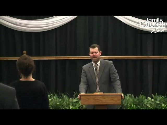 The Greatness of Our God - Part II | Pastor Tim Stahlman // Family Church Erie