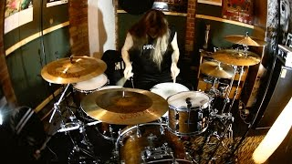 Wolfmother - Joker & the Thief (drum cover)