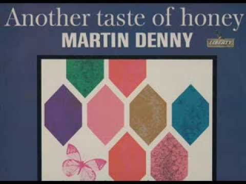 MARTIN DENNY - LIKE YOUNG - LP ANOTHER TASTE OF HONEY - LIBERTY LRP 3277