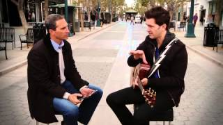 THE CELEBRITY BUCKET LIST Andy Grammer