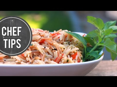 How to Cook Orzo - Chef Tips  - DDPtgiAps4g -