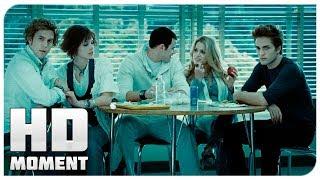 Первая встреча с семьей Калленов - Сумерки (2008) - Момент из фильма