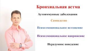 Бронхиальная астма. Трезвый взгляд, комплексный подход