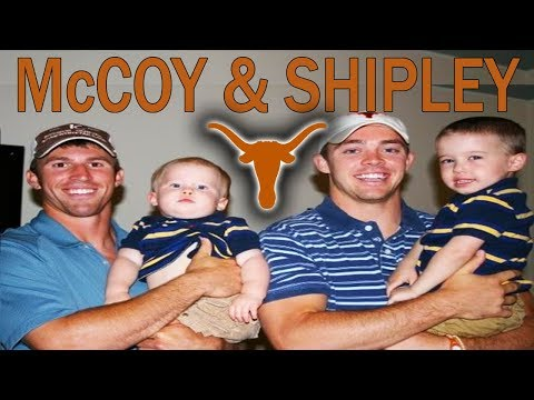 Why Colt McCoy & Jordan Shipley's Family History is WAY DEEPER Than You Think