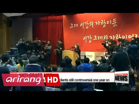 Row still ongoing one year after Korea implements anti graft law