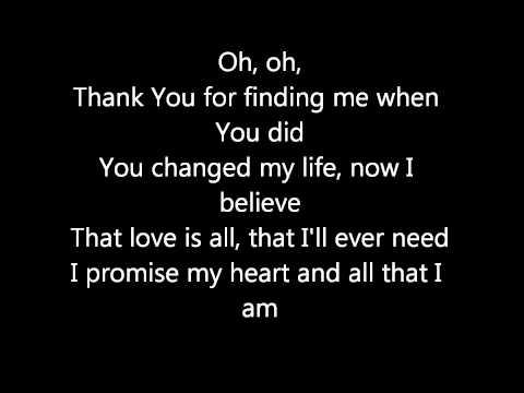 Yours Forever -  Dara Maclean