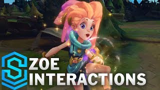 Zoe Special Interactions thumbnail
