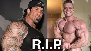 Rich Piana & Dallas McCarver Are Dead | MY THOUGHTS & REACTION
