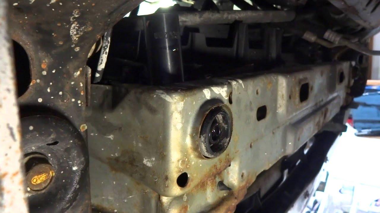 Radiator Installation 2001 Buick Century Part 3  YouTube