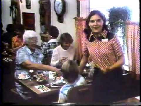 Ponderosa Steakhouse 1970s Commercial Youtube