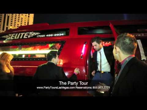 Top Club Crawl Las Vegas; Party Tours Las Vegas