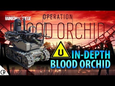 In-Depth Marketing Strategy - Blood Orchid - Tom Clancy's Rainbow Six Siege