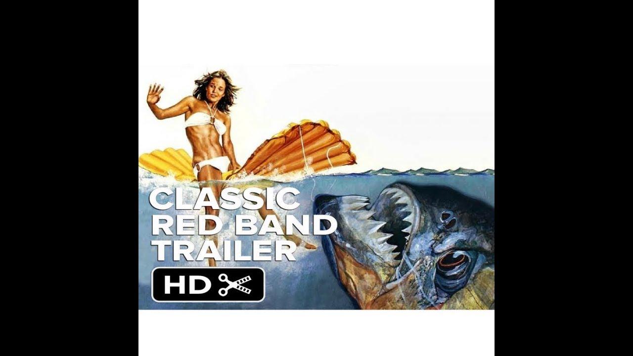 PIRANHA (1978) Official Red Band Trailer