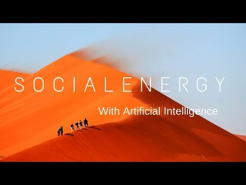 Social Energy - New Platform Artificial Intelligence based to slash electricity bills by 70 percen