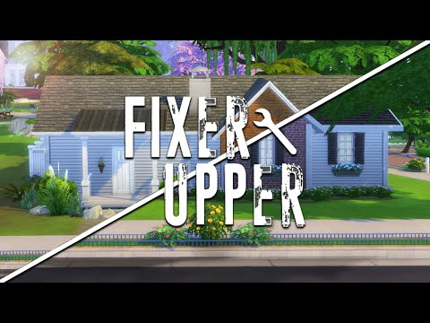 RUINED RANCH // The Sims 4: Fixer Upper - Home Renovation