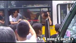 Biểu tình yêu nước tại Hà Nội bị đàn áp 21.8.2011 - Đảng là ai?