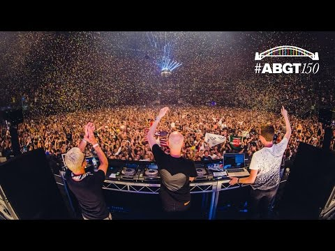 Above & Beyond  at Allphones Arena Full HD Set #ABGT150 Sydney