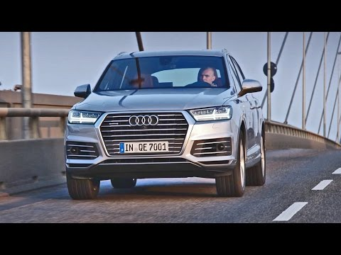 ► 2016 Audi Q7 e-tron 3.0 TDI quattro - Footage