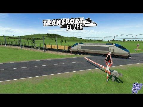 3# -- Nuevo Tren de Mercancías y Nuevas Líneas de Transporte -- E.R.T. -- Transport Fever [Español]